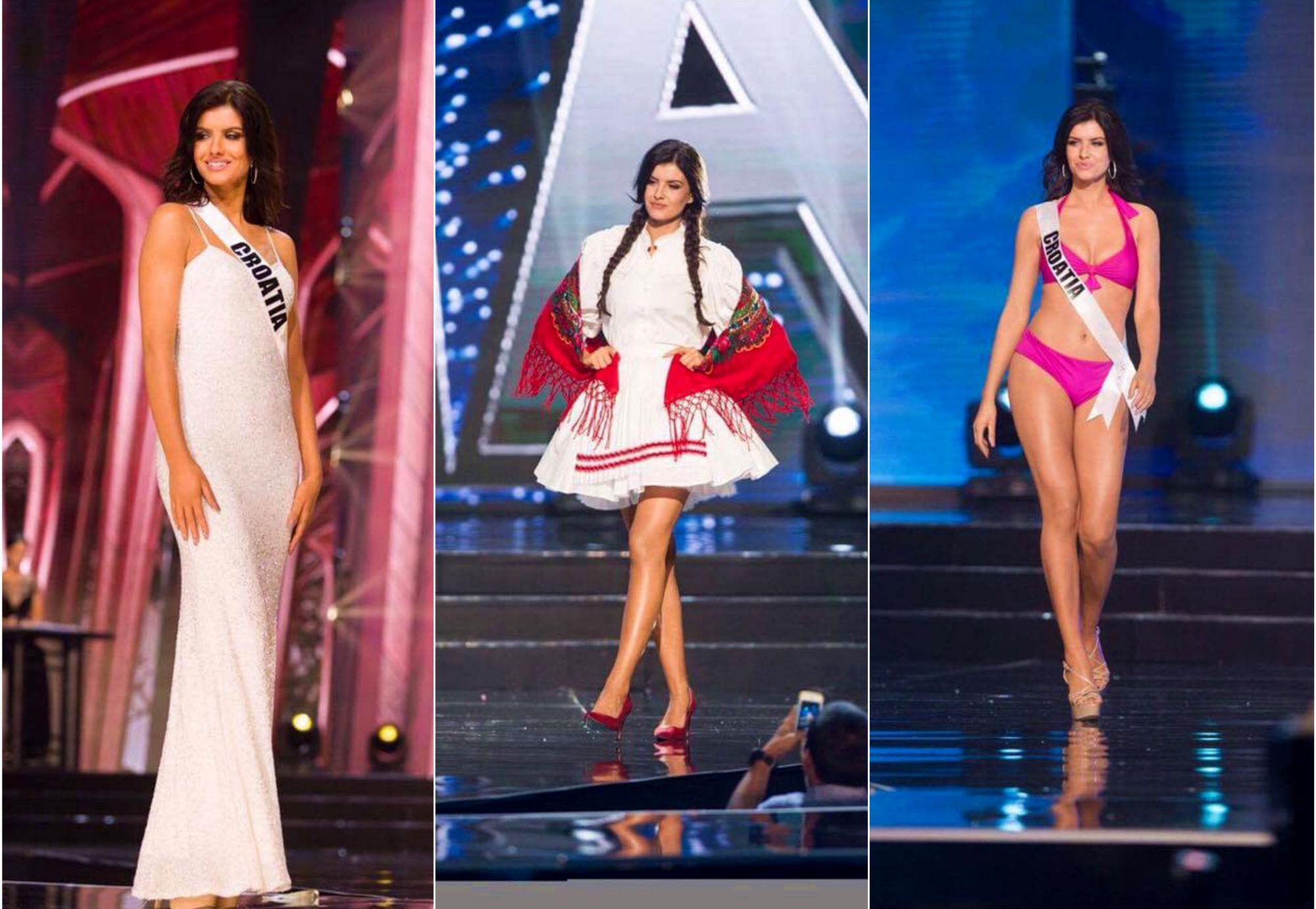 Miss Universe 2017 Croatia >> Miss Universe 2017: Miss Croatia Impresses in National Costume | Croatia Week