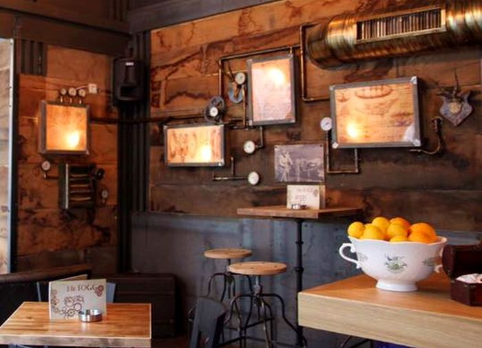 Zagreb Gets its First Victorian Steampunk Bar