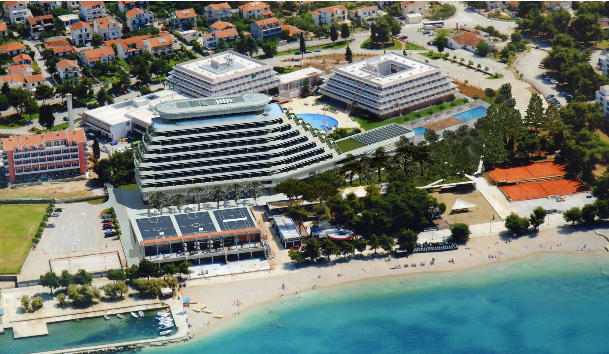 Olympia Sky to Open in Vodice in June 2017