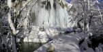 [VIDEO] Magical Winter Stroll Around Plitvice Lakes