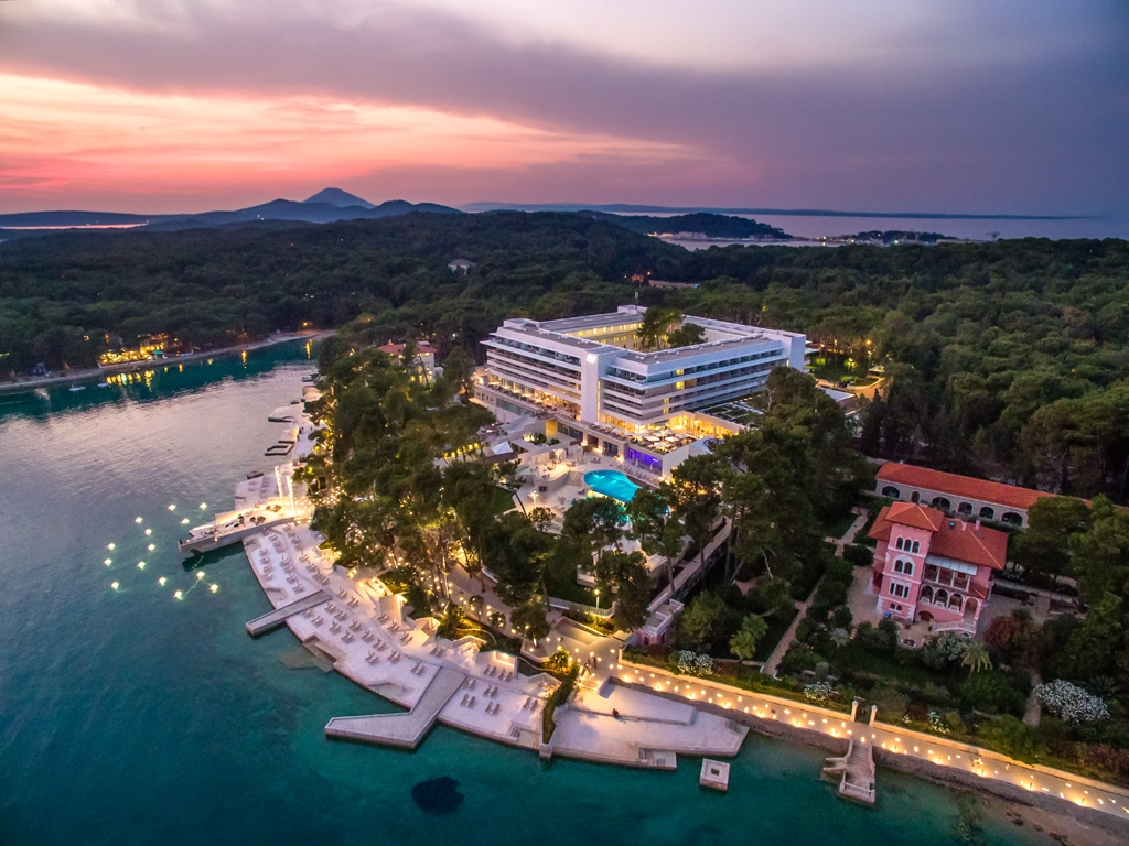 TripAdvisor Travelers' Choice Awards: Best Hotel in Croatia Named