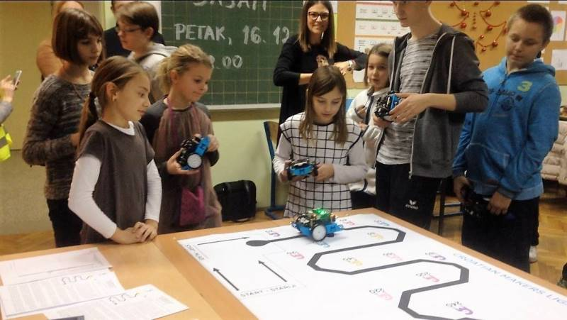 STEM Revolution in Croatian Schools – Where will my Child be in 2031?