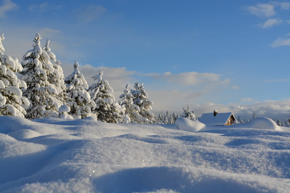 Croatia Set to Freeze Under -25°C