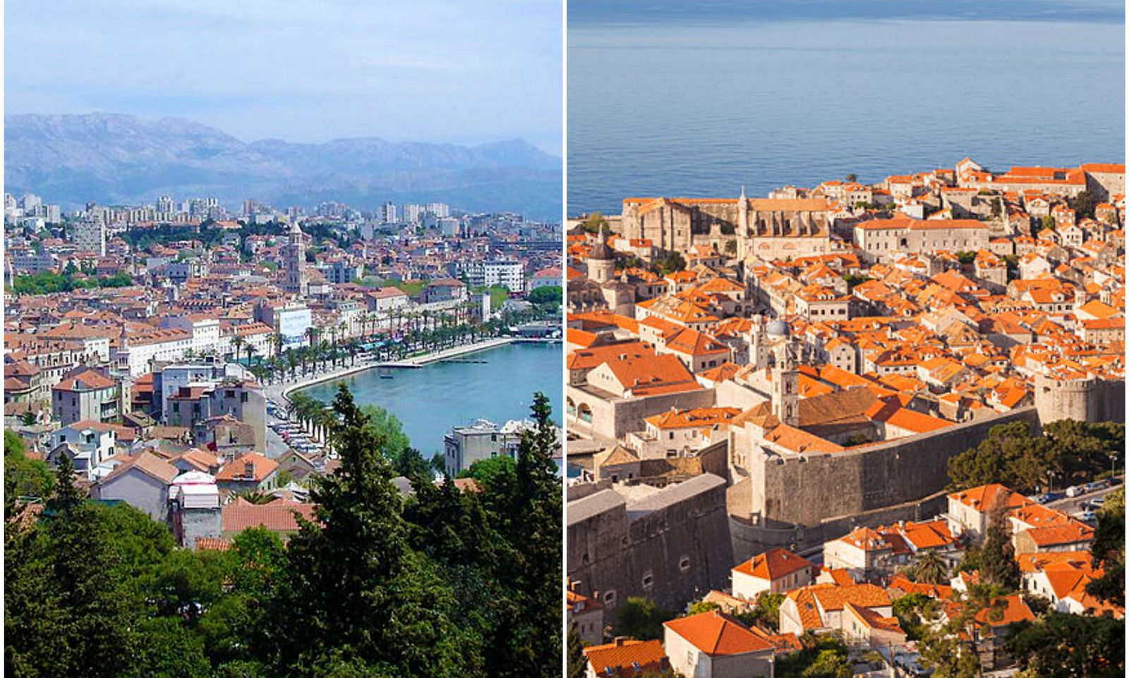 How to Get from Split to Dubrovnik