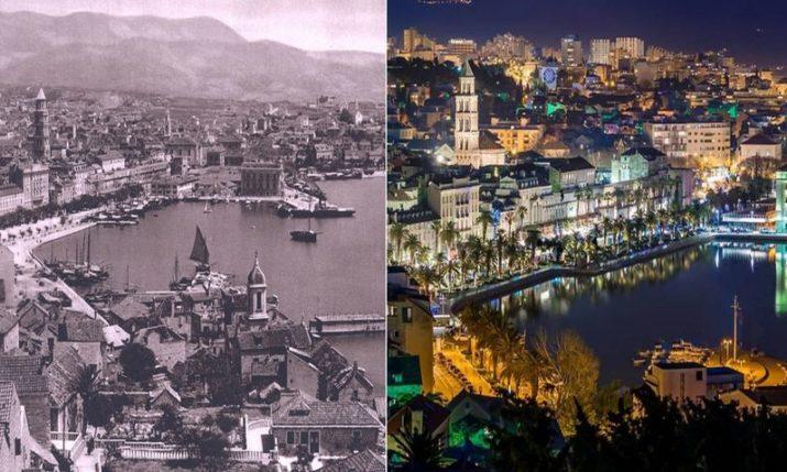 [PHOTOS] Rare Photos of Croatian Towns 100 Years Ago