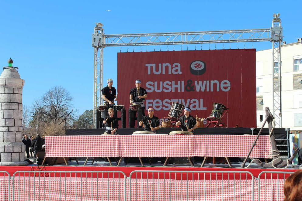 Tuna, Sushi & Wine Festival Set to Open in Zadar