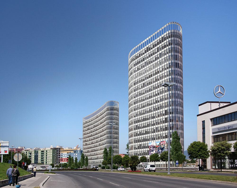 Work to Start in Split on Tallest Building in Croatia