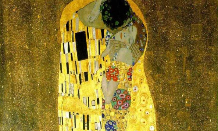 Gustav Klimt on Exhibition in Zagreb