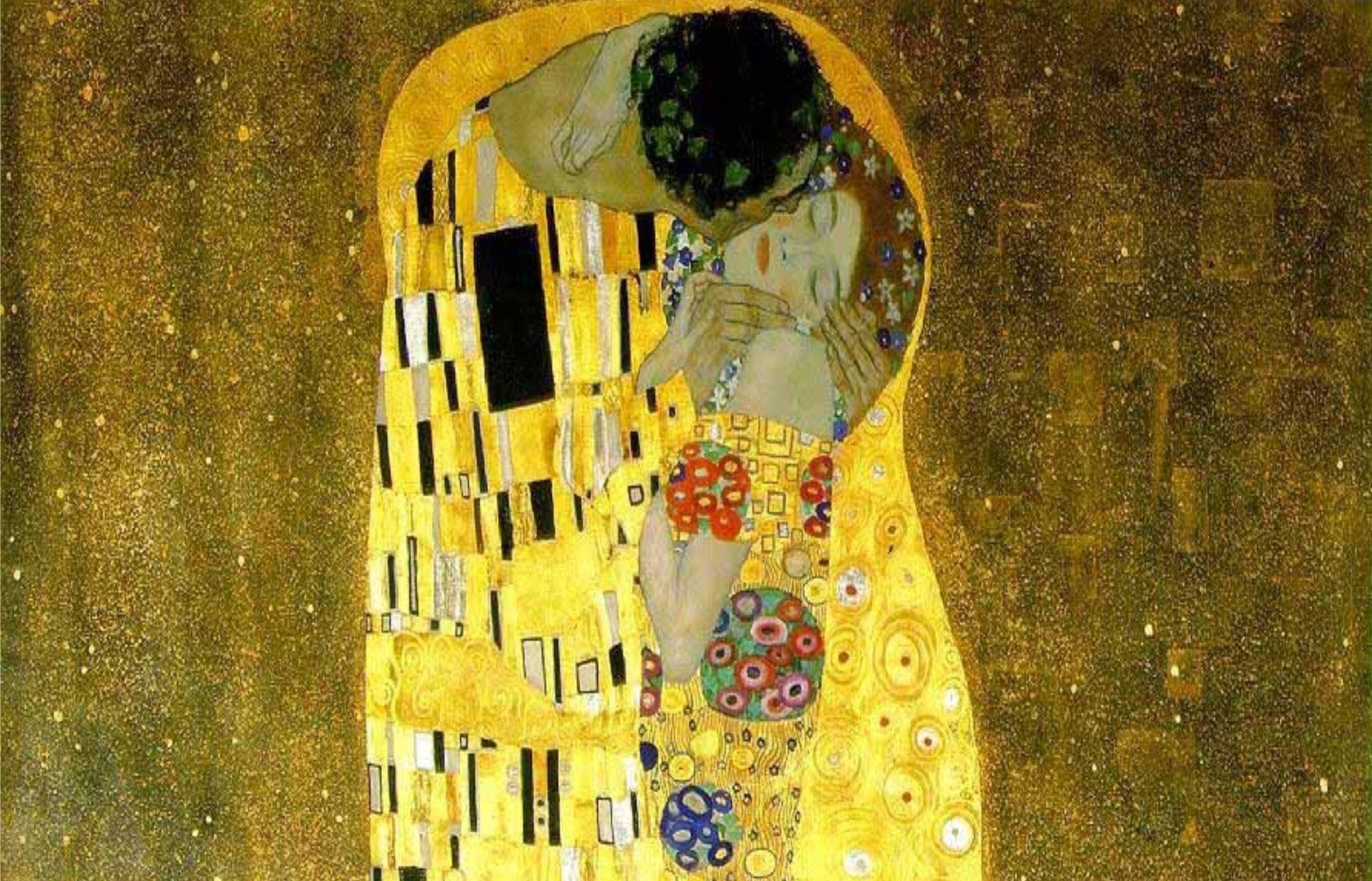 Gustav Klimt on Exhibition in Zagreb