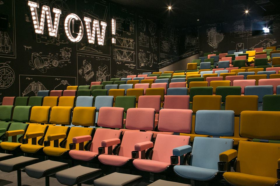 New Boutique Cinema & Bar Opens in Zagreb