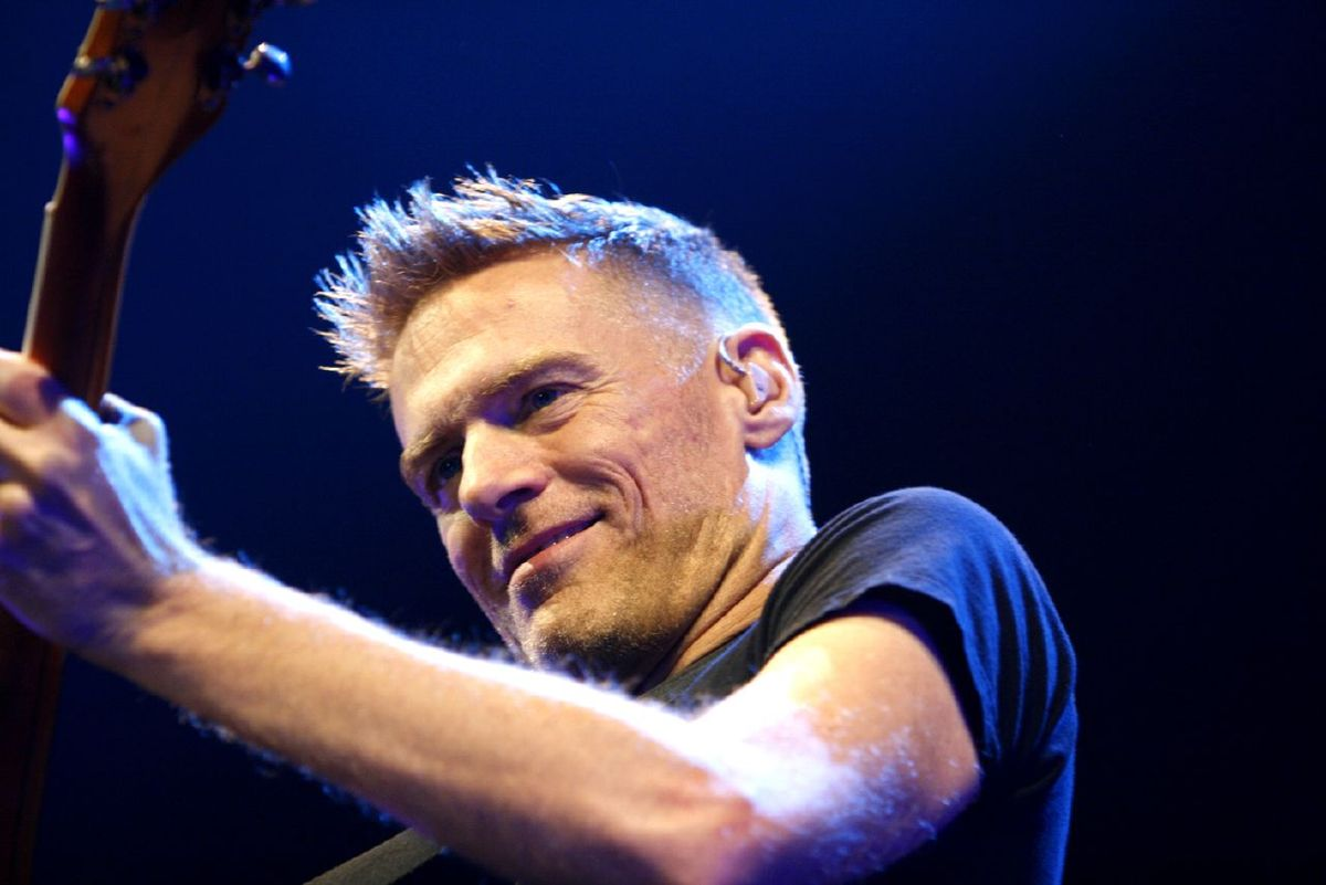 Bryan Adams to Play in Zagreb