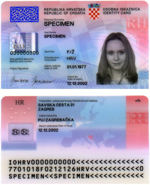 European Travel Id Card Uk