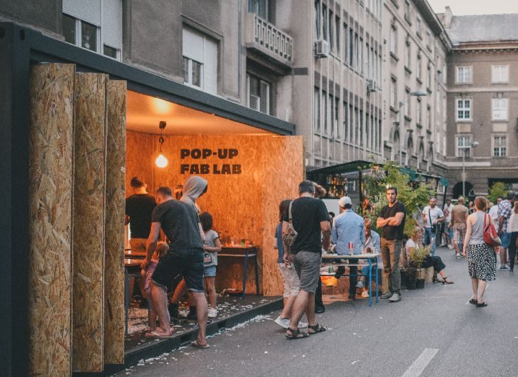 Design District Zagreb: Successful Cultural & Creative Festival Back Again