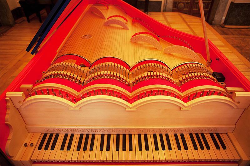 Da Vinci's Viola Organista to be Played in Croatia for First Time