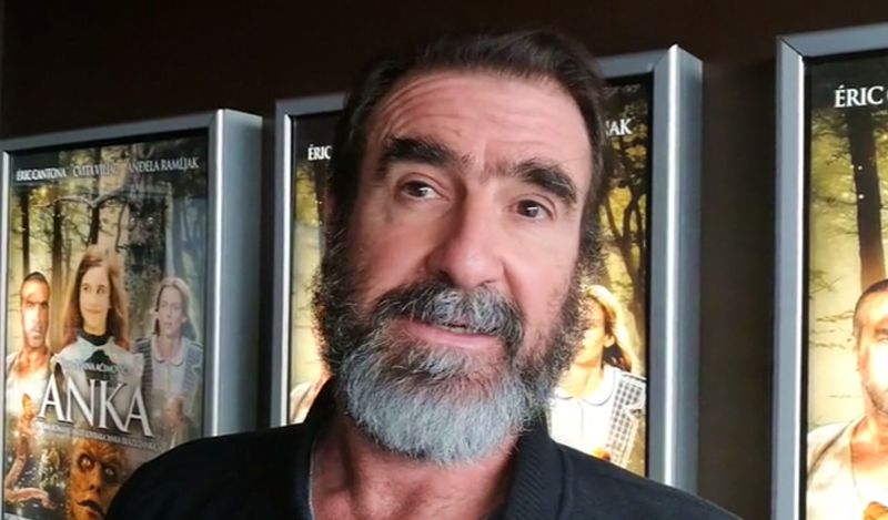 "Eric Cantona in Zagreb: ""Croatia is a great country, people are friendly, wine is good!"""