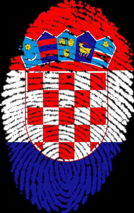 Хорватия Интересные факты об Хорватии Fingerprint