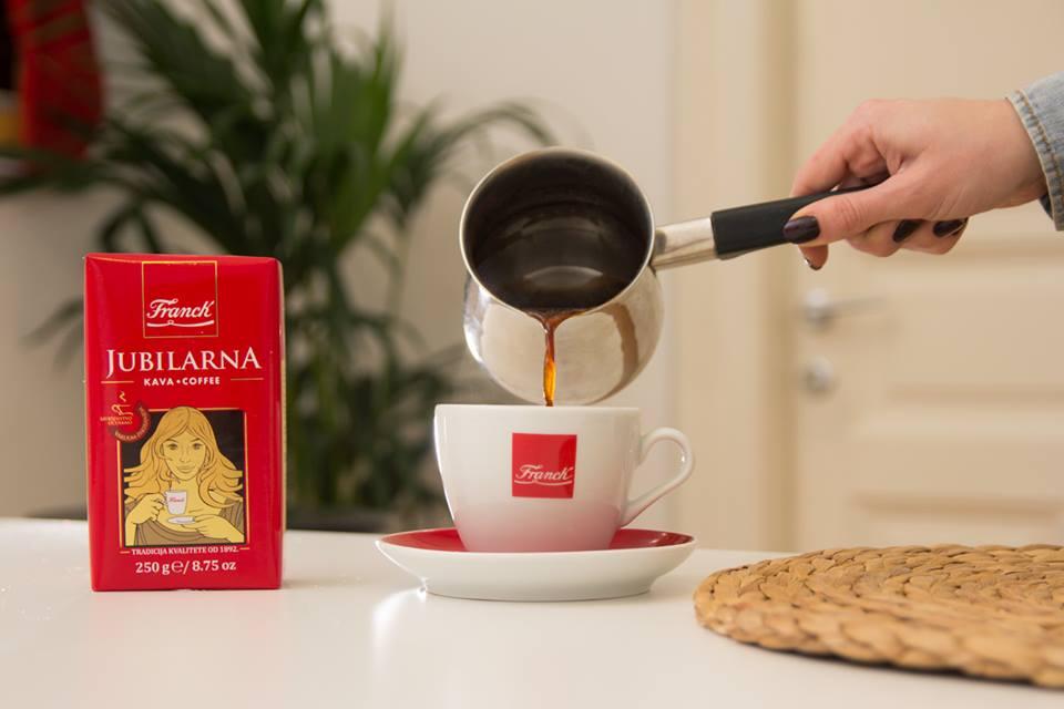 Croatian Coffee Company Franck Turns 125