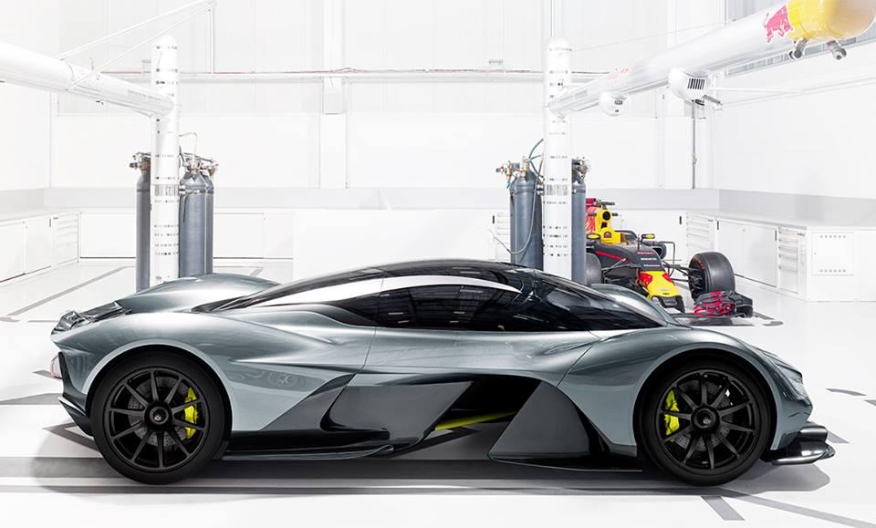 Croatia's Rimac to Work on New Aston Martin Hypercar