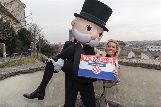 Croatia Gets its Own Monopoly Board Game
