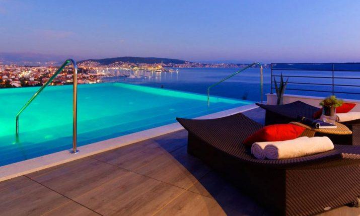 [PHOTOS] Stunning New Design Hotel to Open in Trogir