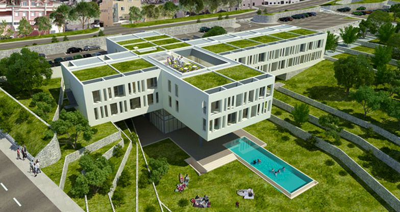 New Luxury Hotel Salona Palace to Open in Ancient City of Solin