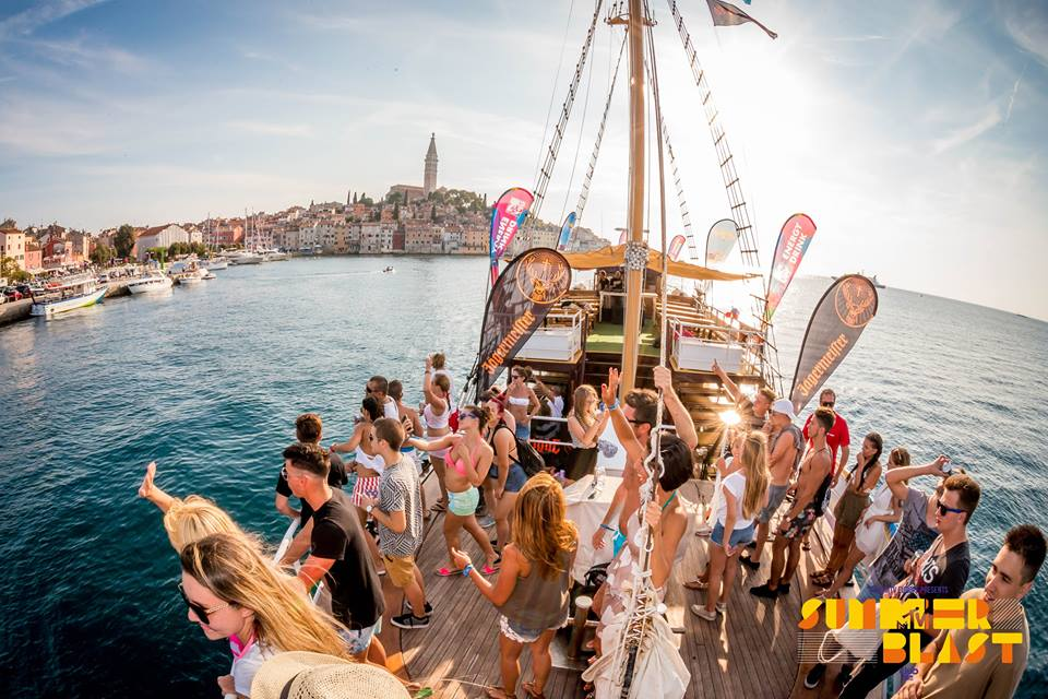 MTV SummerBlast Coming Back to Croatia this Summer