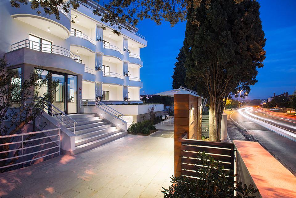 [PHOTOS] New Modern Urban Hotel Opens in Rovinj