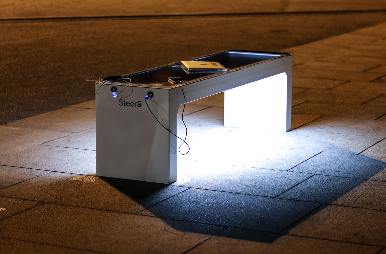 Croatia's Young Smart Bench Inventor Attracts Investors