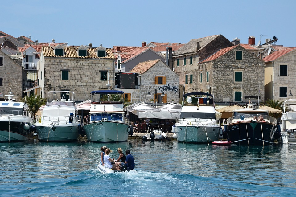 UberBOAT On Croatias Dalmatian Coast