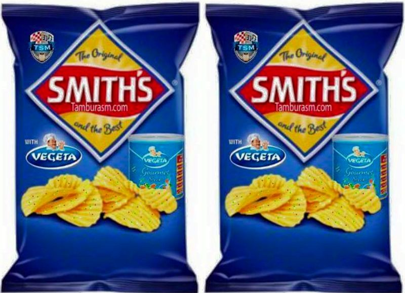 Push From Australian Fans for Vegeta Flavoured Potato Crisps