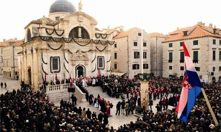 Dubrovnik Celebrates 1,045th Anniversary of its Patron Saint