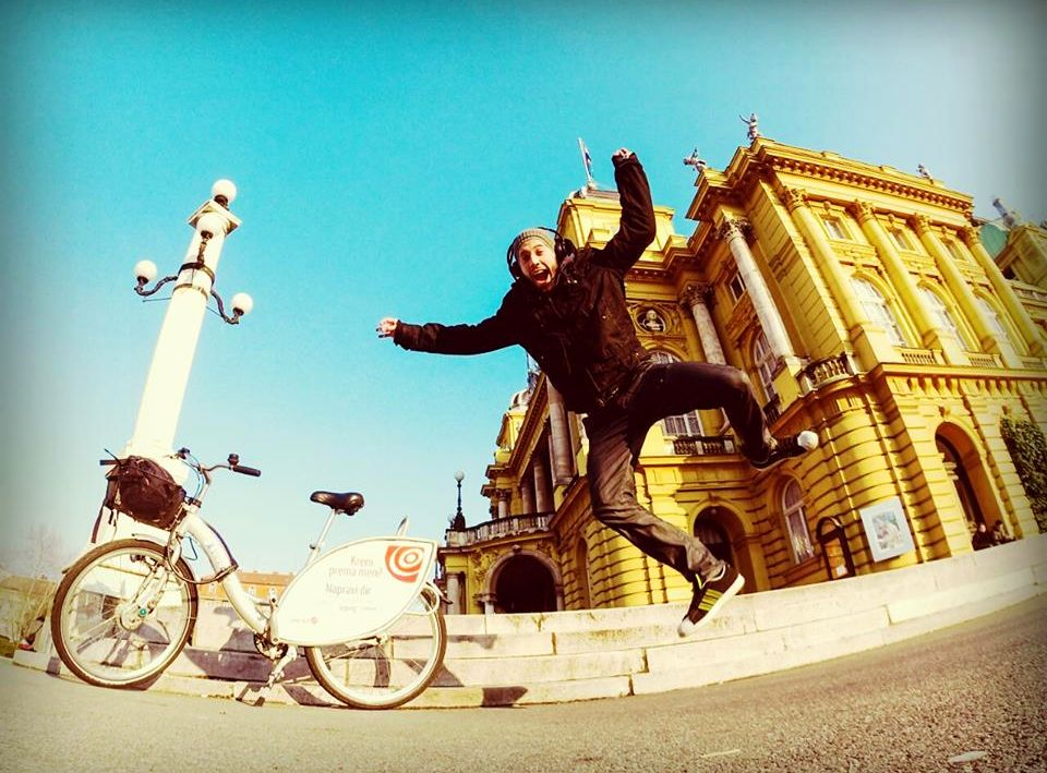 Zagreb Aims to Defend International Winter Bike to Work Title