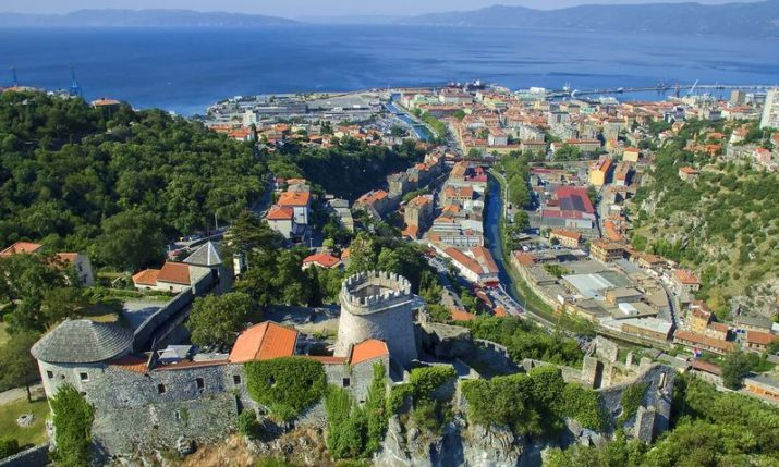 Rijeka assumes European Capital of Culture title