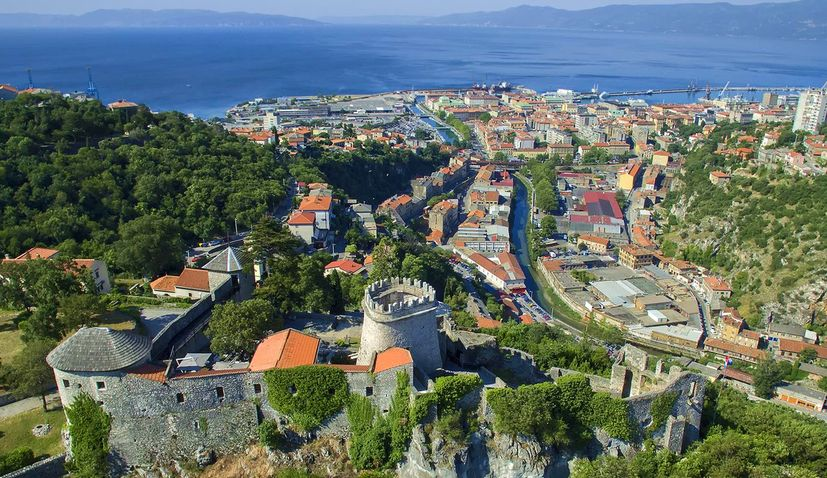 Rijeka nominated for European Best Destination 2020 title
