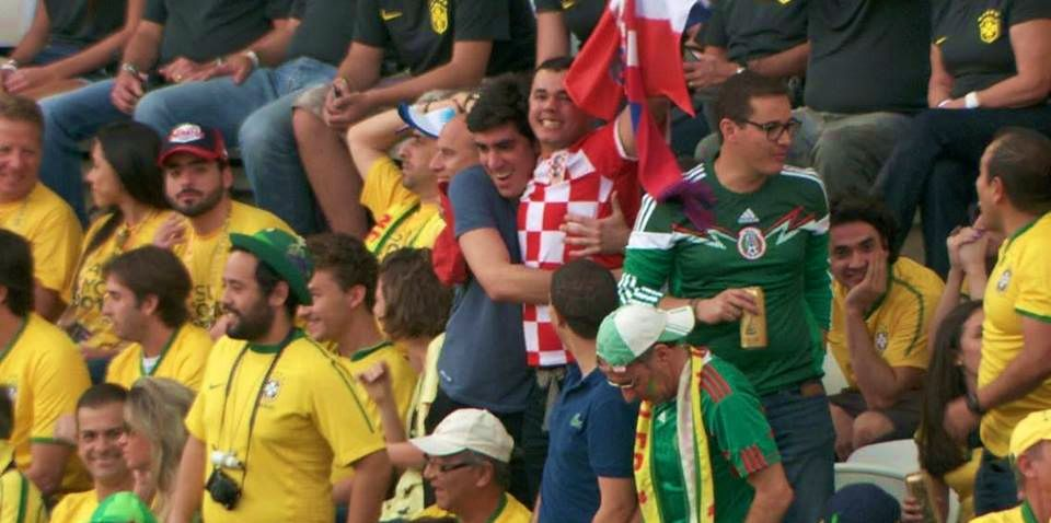 Croatian Fans Organise Trip of a Lifetime for No.1 Fan from Brazil
