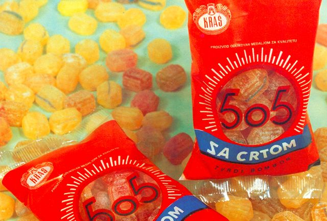 Favourite Croatian Candies