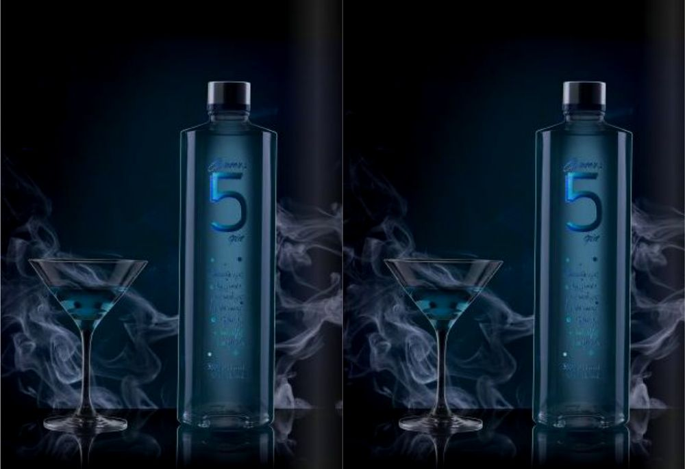 Unique Croatian Colour-Changing Gin Launched