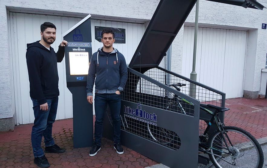 Croatian Innovators Combat Bike Theft with Unique Lock Solution
