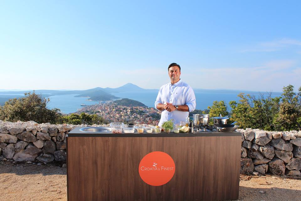 The first culinary travelogue around Croatia, Croatia's Finest, is currently airing in over 90 countries on the National Geographic Channel