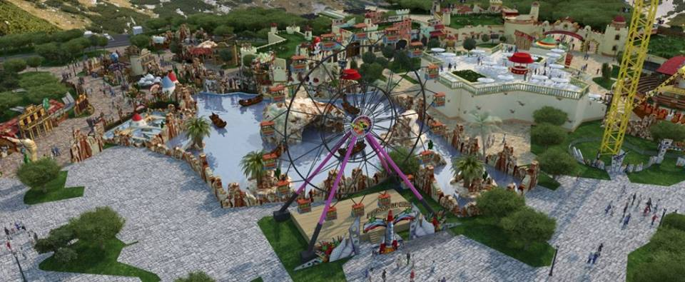 Croatian Gardaland will open its doors to the public in June this year