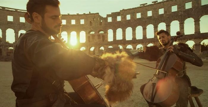 [VIDEO] 2CELLOS Release New Album & Video – Gladiator Theme