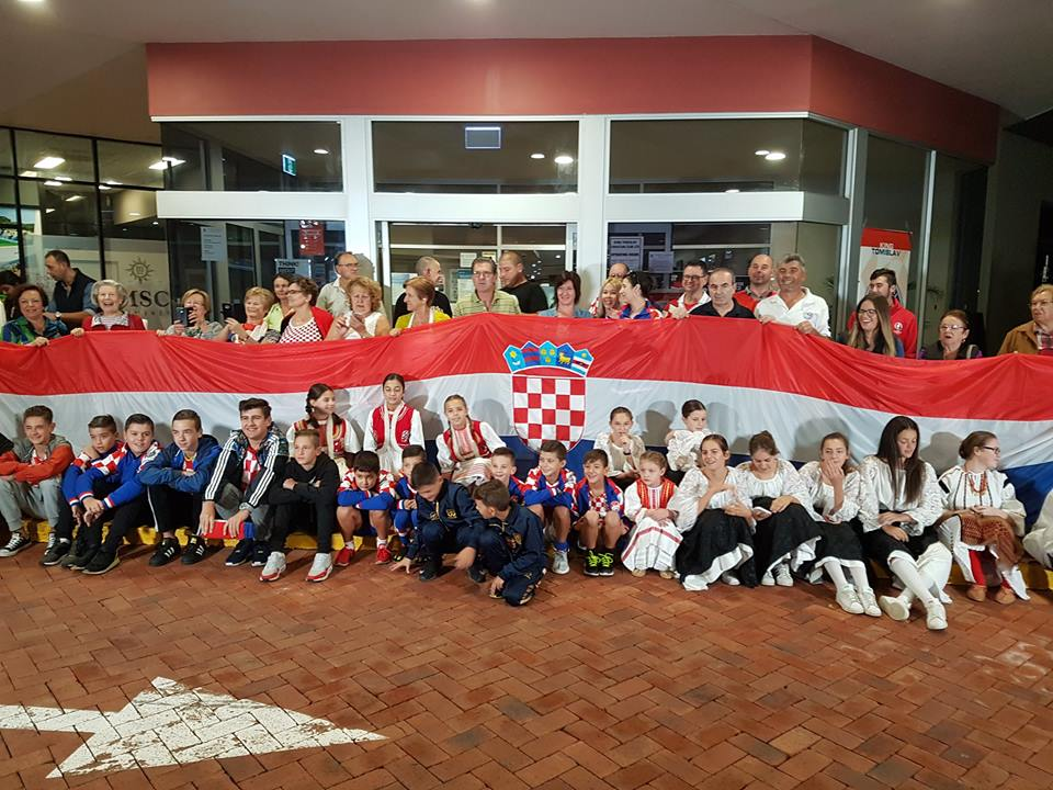[VIDEO] Australia Wakes Up to Croatian Culture & Talent