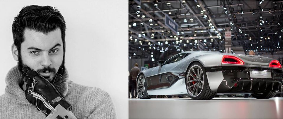 Mate Rimac to Speak in Canada at Croatian-Canadian Business Awards