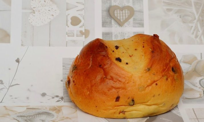 Croatian Recipes: Easter Sirnica