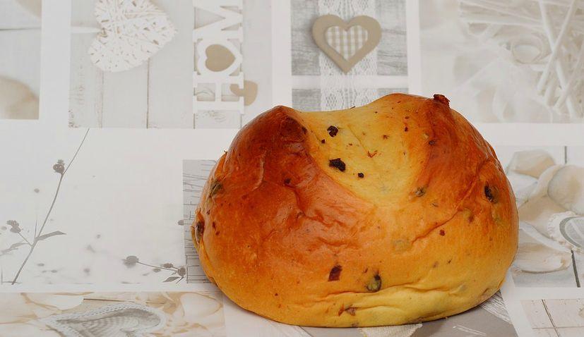 Croatian Recipes: Easter Sirnica