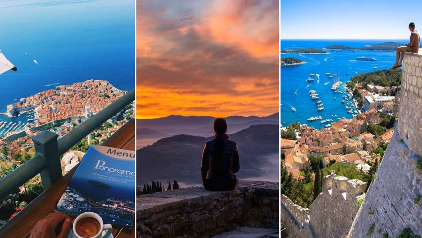 10 Awesome Lookout Points in Croatia