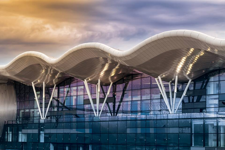 [VIDEO] Take a Tour Inside New Zagreb Airport