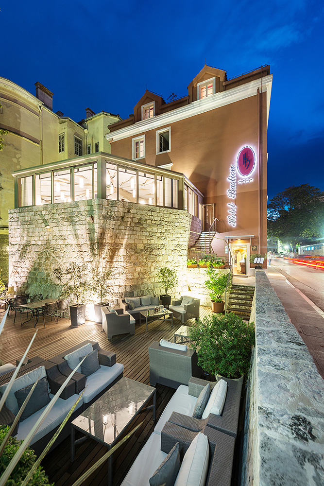 16 luxury croatian hotels join forces to create 39 stories for Hotel design zadar