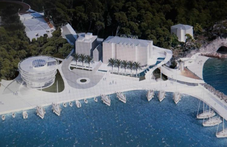 [PHOTOS] Burolina: A New Natural Instrument Attraction for Makarska