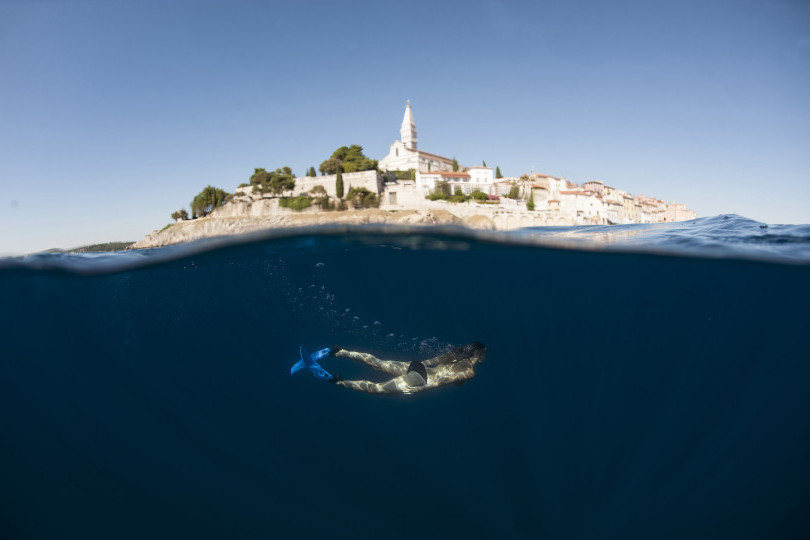 Croatia 50/50: Unique Underwater Exhibition Opens
